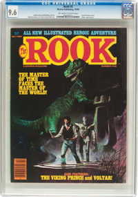 The Rook #5 (Warren, 1980) CGC NM+ 9.6 Off-white to white pages