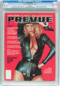 Magazines:Miscellaneous, Prevue #48 (Supergraphics, 1982) CGC VF+ 8.5 White pages....
