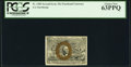 Fractional Currency:Second Issue, Fr. 1283 25¢ Second Issue PCGS Choice New 63PPQ.. ...