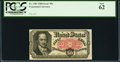 Fractional Currency:Fifth Issue, Fr. 1381 50¢ Fifth Issue PCGS New 62.. ...