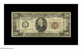 Error Notes:Major Errors, Fr. 2305 $20 1934A Hawaii Mule Federal Reserve Note. Fine-VeryFine. Any error, even minor examples, is a tough item to obta...