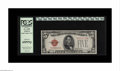 Small Size:Legal Tender Notes, Fr. 1529 $5 1928D Legal Tender Note. PCGS Gem New 65PPQ.. Here is another key to the regular Red Seal series which is colorf...