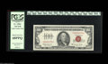 Small Size:Legal Tender Notes, Fr. 1550* $100 1966 Legal Tender Note. PCGS Superb Gem New 68 PPQ.. A second example which is just as pristine and perfectly...