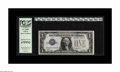 Small Size:Silver Certificates, Fr. 1600* $1 1928 Silver Certificate. PCGS Superb Gem New 67PPQ.. It certainly would be hard to improve on the quality and o...