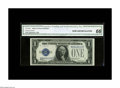 Small Size:Silver Certificates, Fr. 1603 $1 1928C Silver Certificate. CGA Gem Uncirculated 66.. Here is another well-centered example of this scarce issue S...