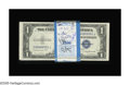 Small Size:Silver Certificates, Fr. 1617 $1 1935G With Motto Silver Certificates. Original Pack of 99 Examples. Choice Crisp Uncirculated.. The label shows ... (Total: 99 notes)