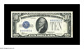 Small Size:Silver Certificates, Fr. 1700 $10 1933 Silver Certificate. Choice Crisp Uncirculated....