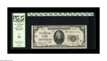 Small Size:Federal Reserve Bank Notes, Fr. 1870-H* $20 1929 Federal Reserve Bank Star Note. PCGS New 62.. With only 24,000 notes printed, this certainly is a scarc...
