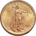 Saint-Gaudens Double Eagles, 1924 $20 MS67 PCGS....