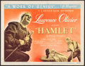 "Movie Posters:Academy Award Winners, Hamlet (Universal International, 1949). Title Lobby Card (11"" X 14""). Academy Award Winners.. ..."