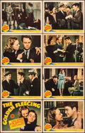 """Movie Posters:Comedy, The Golden Fleecing (MGM, 1940). Lobby Card Set of 8 (11"""" X 14""""). Comedy.. ... (Total: 8 Items)"""