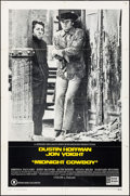 "Movie Posters:Academy Award Winners, Midnight Cowboy (United Artists, 1969). One Sheet (27"" X 40.75"")X-Rated Style. Academy Award Winners.. ..."