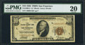 Small Size:Federal Reserve Bank Notes, Fr. 1860-L* $10 1929 Federal Reserve Bank Note. PMG Very Fine 20.. ...