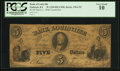 Obsoletes By State:Kentucky, Paducah, KY - Bank of Louisville Counterfeit $5 Mar. 1, 1858 C92. ...