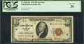 Small Size:Federal Reserve Bank Notes, Fr. 1860-E* $10 1929 Federal Reserve Bank Note. PCGS Very Fine 20.. ...