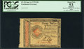 Colonial Notes:Continental Congress Issues, Continental Currency January 14, 1779 $20 PCGS Apparent About New53.. ...