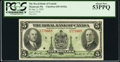Canadian Currency: , Canada Montreal, PQ- The Royal Bank of Canada $5 Jan. 2, 1935 Ch. # 630-18-02a.. ...