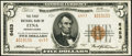 National Bank Notes:Pennsylvania, Etna, PA - $5 1929 Ty. 2 The First NB Ch. # 6453. ...