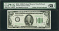 Small Size:Federal Reserve Notes, Fr. 2154-H $100 1934B Mule Federal Reserve Note. PMG Gem Uncirculated 65 EPQ.. ...