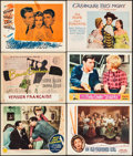 "Movie Posters:Musical, Best Foot Forward & Others Lot (MGM, 1943). Lobby Cards (10) (11"" X 14""). Musical.. ... (Total: 10 Items)"