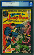 Bronze Age (1970-1979):Superhero, Superman's Pal Jimmy Olsen #145 (DC, 1972) CGC VF- 7.5 Off-white towhite pages.