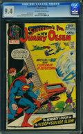 Bronze Age (1970-1979):Superhero, Superman's Pal Jimmy Olsen #147 (DC, 1972) CGC NM 9.4 Off-white towhite pages.