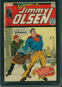 Superman's Pal Jimmy Olsen #149 (DC, 1972) CGC NM 9.4 Off-white to white pages