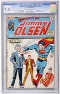 Bronze Age (1970-1979):Superhero, Superman's Pal Jimmy Olsen #150 (DC, 1972) CGC NM 9.4 Off-white towhite pages.