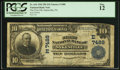 National Bank Notes:Pennsylvania, Sykesville, PA - $10 1902 Plain Back Fr. 624 The First NB Ch. #(E)7488. ...