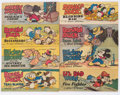 Premiums:Comic, Wheaties (Premiums) Group of 15 (Walt Disney Productions, 1950)Condition: Average VG.... (Total: 15 Comic Books)