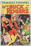 Golden Age (1938-1955):Science Fiction, Famous Funnies #209 (Eastern Color, 1953) Condition: GD....