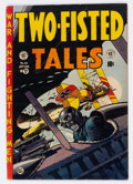 Golden Age (1938-1955):War, Two-Fisted Tales #34 (EC, 1953) Condition: FN-....
