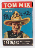 Big Little Book:Western, Big Little Book #3047 Tom Mix and His Big Little Kit (Whitman, 1937) Condition: VG....