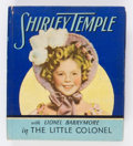 Big Little Book:Adventure, Big Little Book #1095 Shirley Temple (Whitman, 1935) Condition:VF....