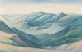 Latin American:Early 20th Century, Carlos Orozco Romero (1898-1984). Paisaje. Oil on canvas.18-1/2 x 29-1/8 inches (47 x 74 cm). Signed lower left: C.O...