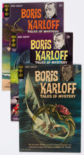 Silver Age (1956-1969):Horror, Boris Karloff Tales of Mystery Group of 48 (Gold Key, 1963-78)Condition: Average VF.... (Total: 48 Comic Books)