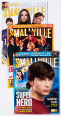 Magazines:Superhero, Smallville Group of 36 (Titan Publishing, 2004-07) Condition:Average NM.... (Total: 36 Comic Books)