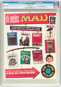Magazines:Mad, Worst From Mad #6 UK Edition - Gaines File Copy (EC, 1963) CGC NM 9.4 White pages....