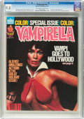 Magazines:Horror, Vampirella #67 (Warren, 1978) CGC NM/MT 9.8 Off-white to white pages....