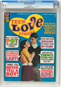 Magazines:Romance, Teen Love Stories #2 (Warren, 1967) CGC VF+ 8.5 Off-white pages....