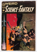 Golden Age (1938-1955):Science Fiction, Weird Science-Fantasy #29 (EC, 1955) Condition: VG-....