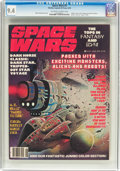 Magazines:Science-Fiction, Space Wars #5 (Stories, Layouts & Press, 1978) CGC NM 9.4Off-white to white pages....