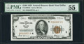 Fr. 1890-K $100 1929 Federal Reserve Bank Note. PMG About Uncirculated 55