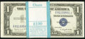 Small Size:Silver Certificates, Fr. 1616 $1 1935G No Motto Silver Certificates. Original Pack of 100. Choice Crisp Uncirculated.. ... (Total: 100 notes)