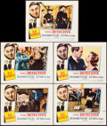 """Movie Posters:Crime, The Detective & Others Lot (Columbia, 1954). Lobby Cards (11),Lobby Card Sets of 8 (2 Sets), Title Lobby Card (11"""" X 14""""), ...(Total: 28 Items)"""