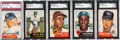 Baseball Cards:Sets, 1953 Topps Baseball Complete Set (274)....