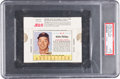 Baseball Cards:Singles (1960-1969), 1963 Jell-O Bubba Phillips (Complete Box) #70 PSA Good 2....