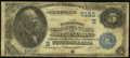 National Bank Notes:North Carolina, Wilmington, NC - $5 1882 Date Back Fr. 537 The Murchison NB Ch. # (S)5182. ...
