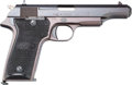 Handguns:Semiautomatic Pistol, French MAB Brevette Model R Semi-Automatic Pistol....