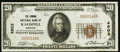 National Bank Notes:Montana, Kalispell, MT - $20 1929 Ty. 1 The Conrad NB Ch. # 4803. ...